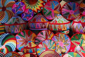 Ethiopian Craft Products at Dastkar Design Fair (India)