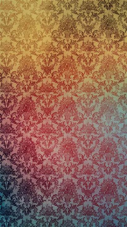 Iphone Pattern Damask Abstract Wallpapers Baroque Background