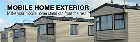 mobile home exterior products at menards