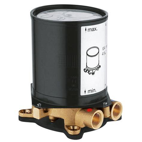 delta multichoice universal shower valve body rough in kit