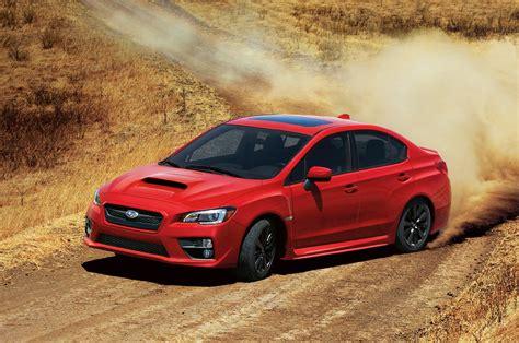 Subaru Wrx Mpg by 2015 Subaru Impreza Reviews Research Impreza Prices