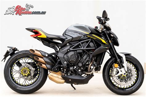 Review Mv Agusta Dragster by Review 2019 Mv Agusta Dragster 800 Rr Road Track Bike