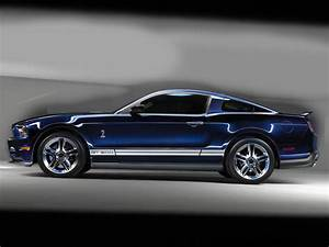 First 2010 Mustang Gt500 And Two Concept Cars To Be Auctioned