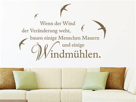 Wandtattoo Wenn Der Wind Der Veränderung...