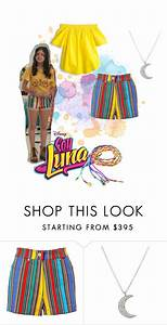 Soy Luna Shop : soy luna by maria look on polyvore featuring versace finn and j crew polyvore pinterest ~ A.2002-acura-tl-radio.info Haus und Dekorationen