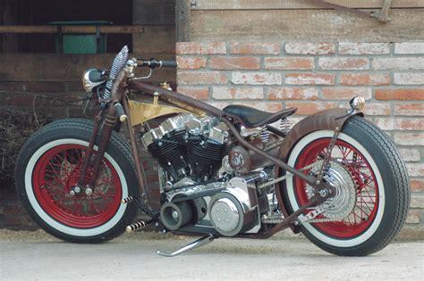 Custom Motorcycle Parts, Bobber