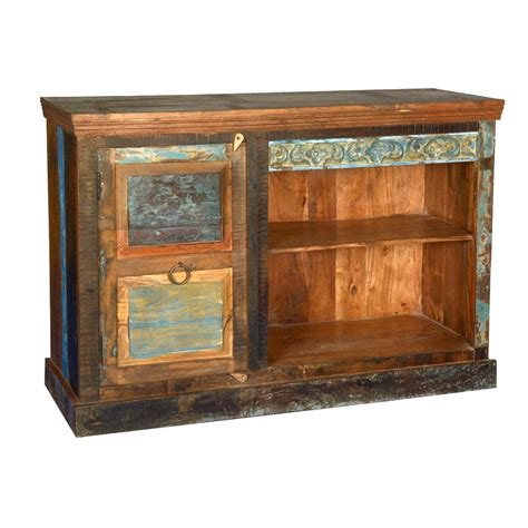 distressed media cabinet drakensberg distressed reclaimed wood media console tv 3382