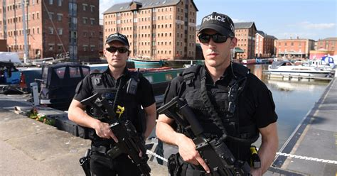 armed police  gloucestershire tomorrow