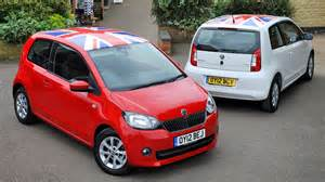 skoda citigo goes on sale the driven