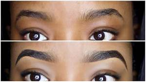 How To Draw On Eyebrows   www.pixshark.com - Images ...