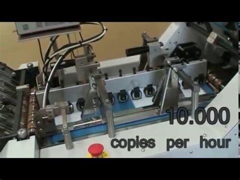 rialto macchina automatica  la produzione  buste