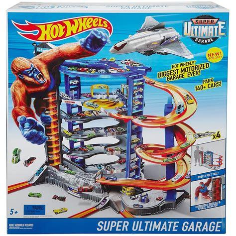 Mattel Hot Wheels Fdf25 Super Megacity Parkgarage Mattel