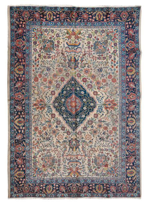 asta tappeti tappeto persiano tabriz inizio xx secolo tappeti