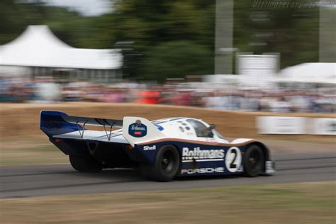 Porsche 956 - Chassis: 956-008 - 2009 Goodwood Festival of ...