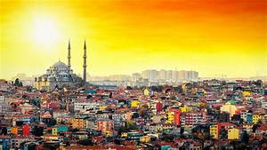 View Of Istanbul HD Wallpaper Wallpaper Studio 10 Tens