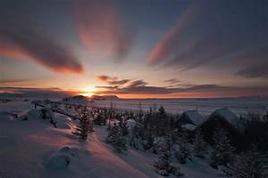 30 Beautiful Ex... Winter Sunsets Quotes