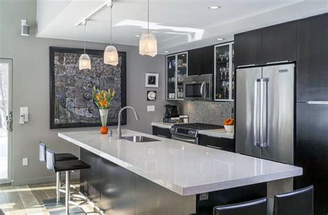 37 Large Kitchen Islands with Seating (Pictures