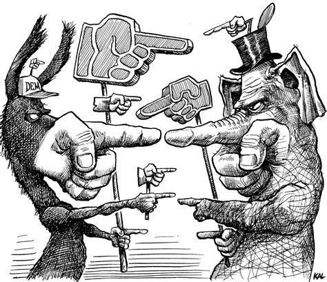 cartoonist kal  people laugh  ponder shareamerica
