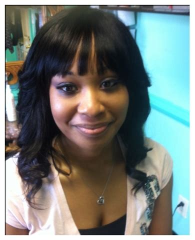 Looking Sew In Hairstyles by Ponytail Hairstyles 2012 U Will Best Sew In Weave