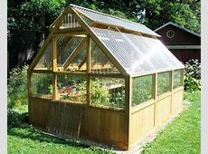 small diy greenhouse DIY Greenhouse with 5 Savethe