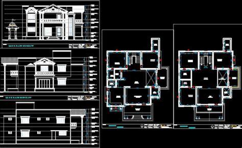 modern bungalow plan