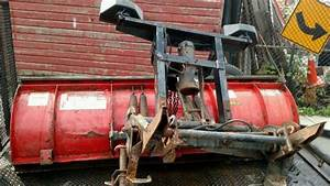 Snow Plows  U0026 Parts For Sale    Find Or Sell Auto Parts