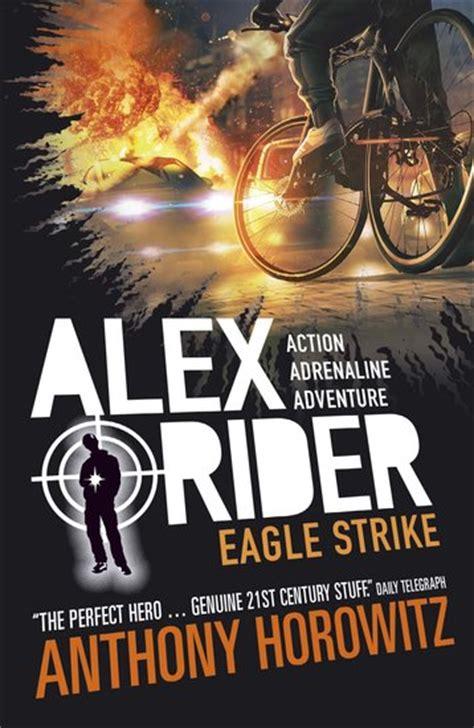 alex rider 4 eagle strike scholastic book club