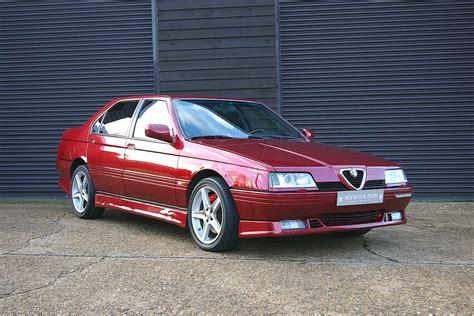 Alfa Romeo 164 by Used Alfa Romeo 164 3 0 V6 Q4 6 Speed Manual Lhd Seymour