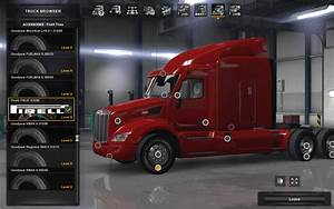 ats real tires mod american truck simulator mods ats With free ats