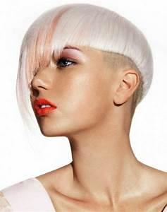 Coupe Cheveux Asymétrique : 114 magnifiques photos de coiffure courte ~ Melissatoandfro.com Idées de Décoration