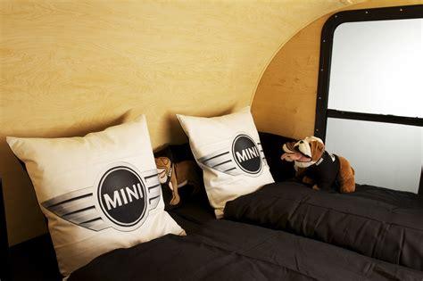 Mini Goes Camping Cowley Caravan And Swindon Tent