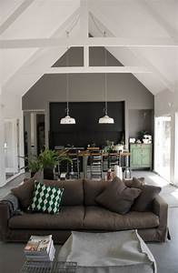 Interior design blog lli design london how pitched for Interior decoration living room roof