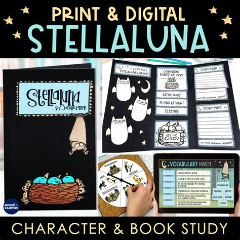 Teaching with Stellaluna: Turning Readers Into