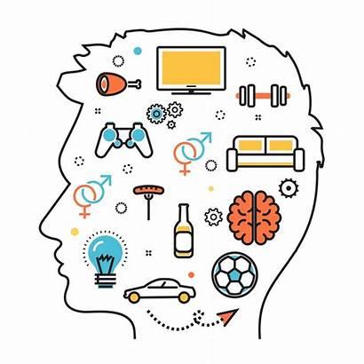 Schema Theory Psychology Interests Vector Process Brain