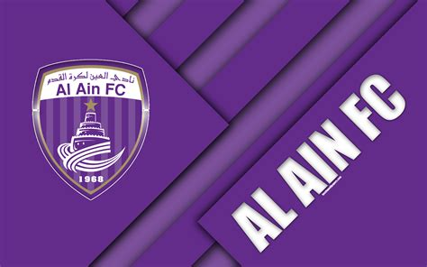 Download wallpapers Al Ain FC, emirati football club, 4k ...