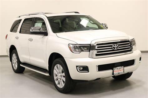 New 2018 Toyota Sequoia For Sale In Amarillo Tx 18640