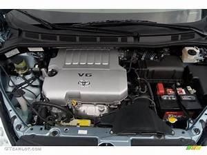 2007 Toyota Sienna Xle 3 5 Liter Dohc 24