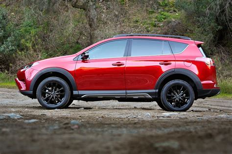2018 Toyota Rav4 Adventure Makes Its Debut In The Windy