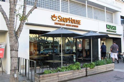 chipotle  close  shophouse restaurant locations