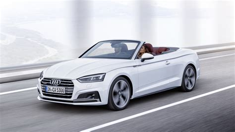 Audi Convertible Review Top Speed