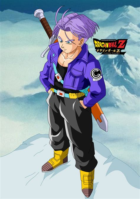 dragon ball  wallpapers adult trunks