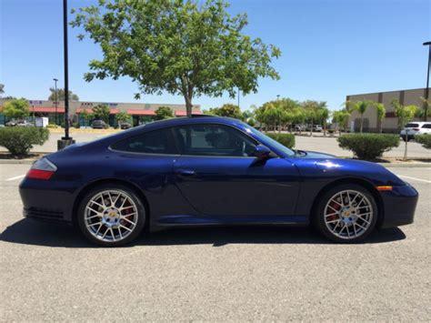 Porsche 911 carrera gt2 c4s 911 turbo fact book brochure 2003 usa edition. 2003 Porsche 911 Carrera 4s Coupe Auto/Tiptronic 3.6L AWD 55k miles Bose Sunroof