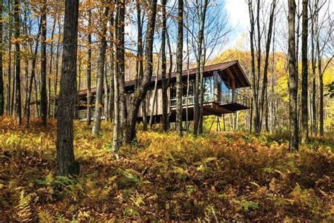 Catskills Guest House and Artist Studio, designed by