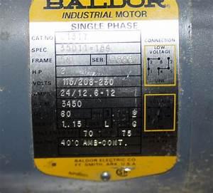 2 Hp Motor Stumper