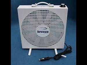 12 Volt Ventilator : endless breeze 12 volt fan review youtube ~ Jslefanu.com Haus und Dekorationen