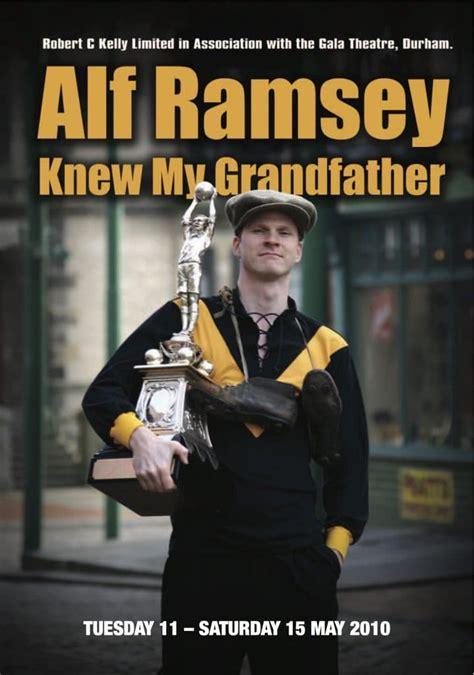 Alf Ramsey Pgs | Robert C Kelly