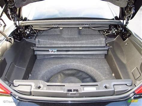 pontiac  gt convertible trunk  gtcarlotcom