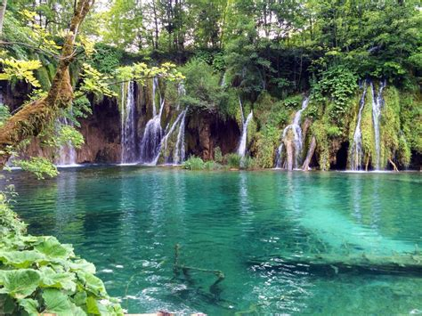 Visiting Plitvice Lakes National Park In Croatia A One
