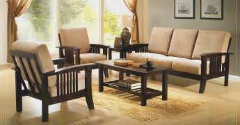 pent wooden sofa set  furniture