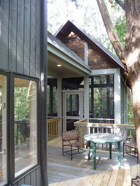 architecture house design screened porch teselle architecture teselle